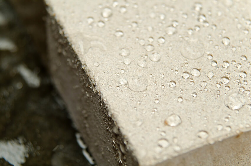 стандартная водонепроницаемость бетона